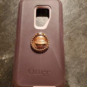 Samsung Galaxy 9 plus otterbox case